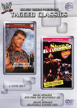 Rent WWE: Shawn Michaels: Heartbreak Kid and Heartbreak Express Tour Online DVD Rental