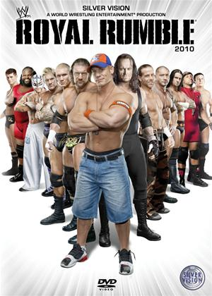 WWE: Royal Rumble 2010 Online DVD Rental