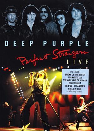 Rent Deep Purple: Perfect Strangers Online DVD Rental