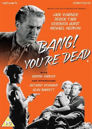 Bang, You're Dead Online DVD Rental