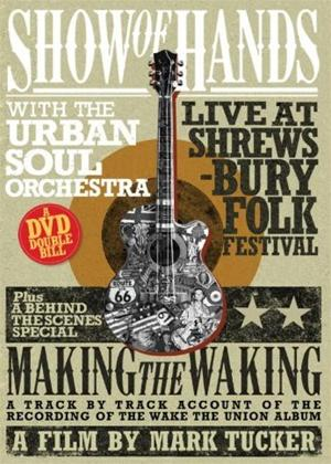 Show of Hands: Live at Shrewsbury Folk Festival Online DVD Rental