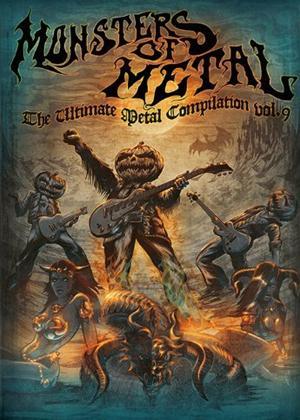 Rent Monsters of Metal: Vol.9 Online DVD Rental