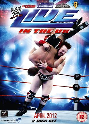 Rent WWE: Live in the UK: April 2012 Online DVD Rental