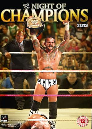 Rent WWE: Night of Champions 2012 Online DVD Rental