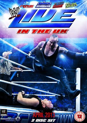 Rent WWE: Live in the UK: April 2013 Online DVD Rental