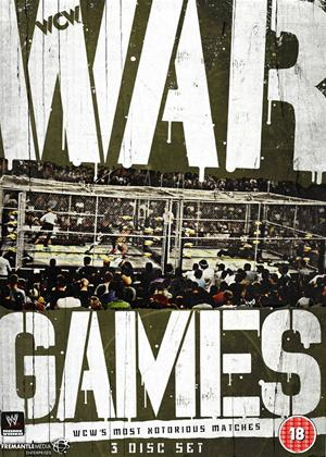 Rent WWE: The Best of War Games Online DVD Rental