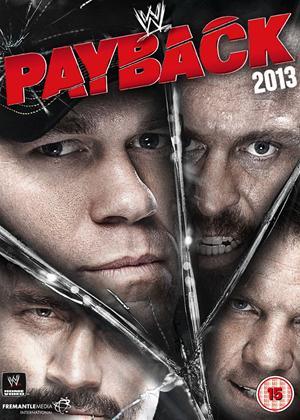 WWE: Payback 2013 Online DVD Rental