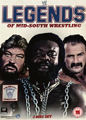 WWE: Legends of Mid-South Wrestling Online DVD Rental