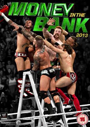 Rent WWE: Money in the Bank 2013 Online DVD Rental