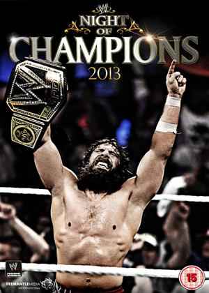 WWE: Night of Champions 2013 Online DVD Rental