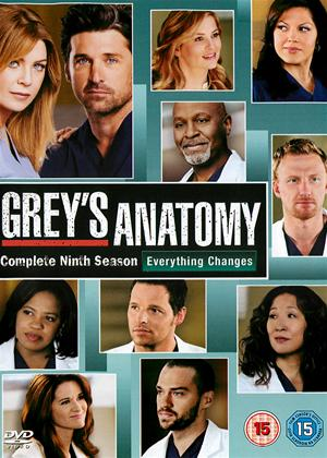 Rent Grey's Anatomy: Series 9 Online DVD Rental