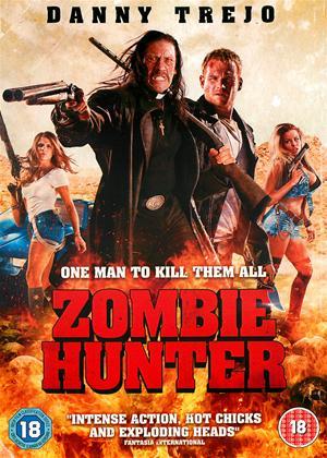 Rent Zombie Hunter Online DVD Rental