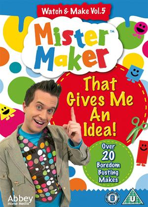 Rent Mister Maker: Vol.5 Online DVD Rental