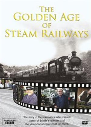 The Golden Age of Steam Railways Online DVD Rental