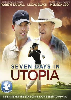 Seven Days in Utopia Online DVD Rental