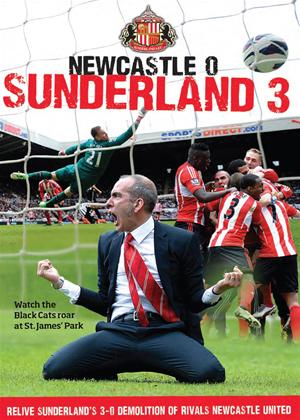 Rent Newcastle 0 Sunderland 3 Online DVD Rental