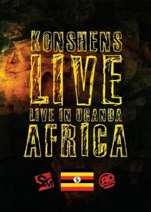 Rent Konshens: Live in Uganda Online DVD Rental