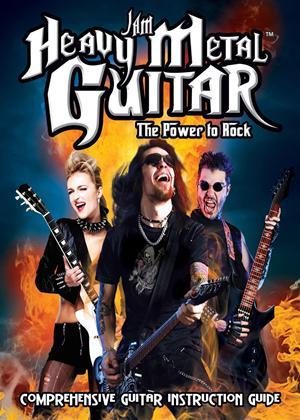 Rent Jam Heavy Metal Guitar: The Power to Rock Online DVD Rental