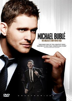 Rent Michael Buble: The Greatest Story Never Told Online DVD Rental