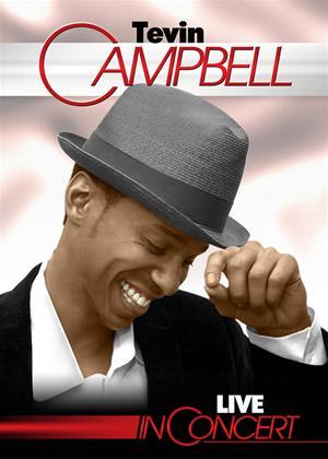 Tevin Campbell: Live in Concert Online DVD Rental