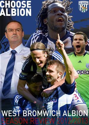 West Bromwich Albion: Season Review 2012/2013 Online DVD Rental