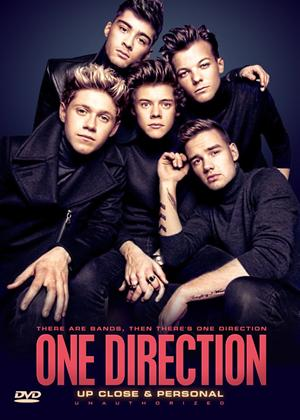 One Direction: Up Close and Personal Online DVD Rental