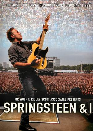 Rent Springsteen and I Online DVD Rental