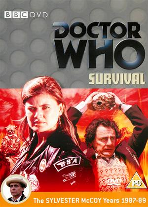 Rent Doctor Who: Survival Online DVD Rental