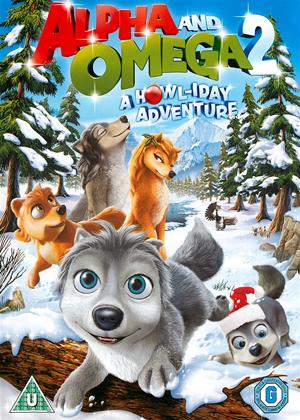 Alpha and Omega 2: A Howl-iday Adventure Online DVD Rental