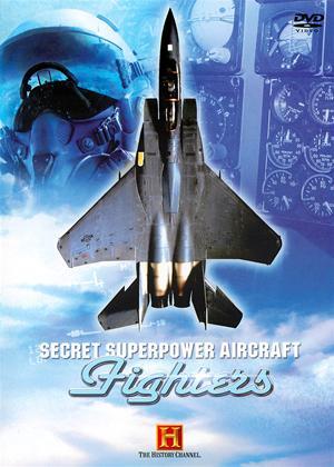 Secret Superpower Aircraft: Fighters Online DVD Rental