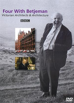 Four With Betjeman: Victorian Architects and Architecture Online DVD Rental