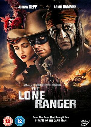 Rent The Lone Ranger Online DVD Rental