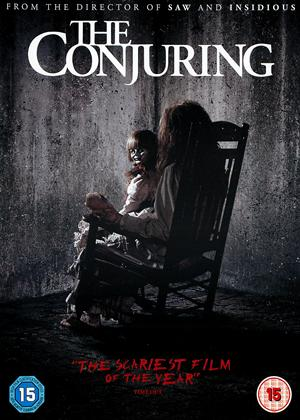 The Conjuring Online DVD Rental