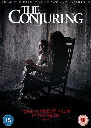 Rent The Conjuring (aka The Warren Files) Online DVD Rental