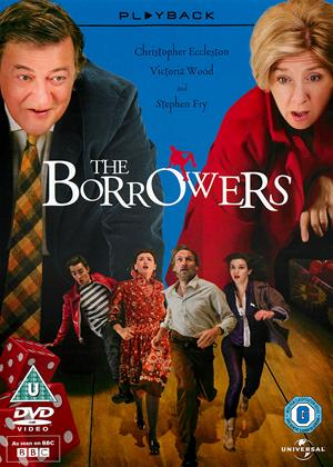 The Borrowers Online DVD Rental