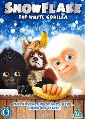 Snowflake, the White Gorilla Online DVD Rental