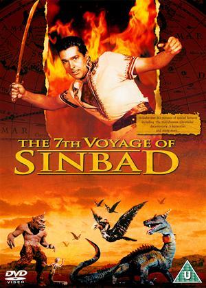 Rent The 7th Voyage of Sinbad Online DVD Rental
