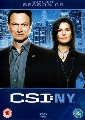 CSI New York: Series 8 Online DVD Rental