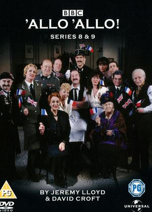 Rent Allo Allo: Series 8 and 9 Online DVD Rental