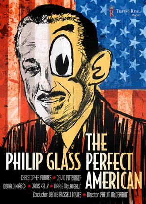 The Perfect American: Teatro Real (Davis) Online DVD Rental