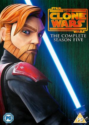 Star Wars: The Clone Wars: Series 5 Online DVD Rental