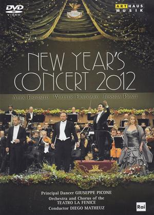 Rent New Year's Concert: 2012: Teatro La Fenice (Matheuz) Online DVD Rental