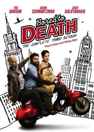 Rent Bored to Death: Series 3 Online DVD Rental