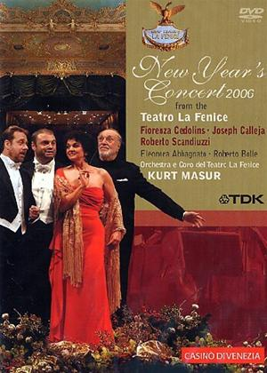 Rent New Year's Concert 2006 from the Teatro La Fenice: Kurt Masur Online DVD Rental
