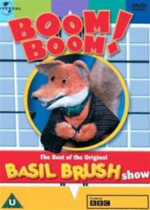 Rent Boom, Boom!: The Best of The Original Basil Brush Show Online DVD Rental