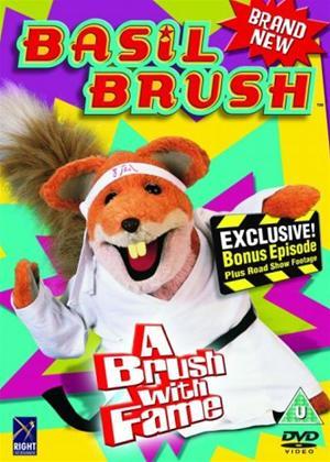 Basil Brush: A Brush with Fame Online DVD Rental