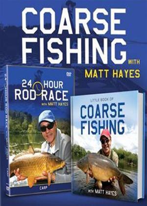 Rent Matt Hayes: Coarse Fishing (aka Matt Hayes: 24 Hour Rod Race - Carp) Online DVD Rental