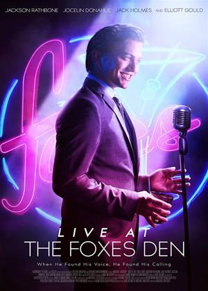 Live at the Foxes Den Online DVD Rental