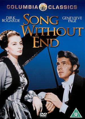 Song Without End Online DVD Rental