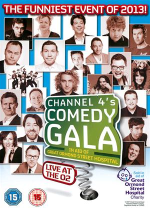 Channel 4's Comedy Gala 2013 Online DVD Rental
